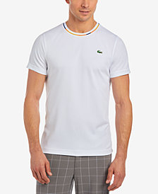 Lacoste Men's Ultra Dry Performance Sport T-Shirt