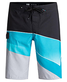 "Quiksilver Men's Colorblocked 18"" Swim Trunks"