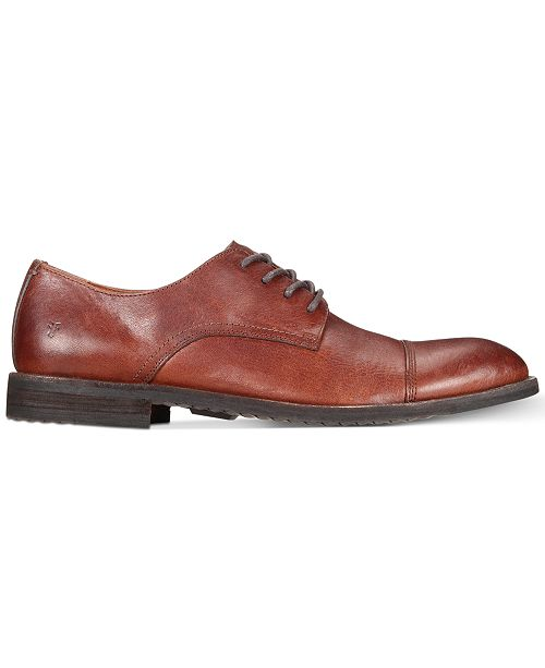 Outlet Largest Supplier Buy Cheap Marketable Frye Scott Cap Toe ul4D2d
