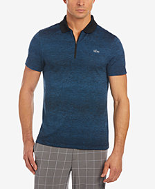 Lacoste Men's Ultra Dry Printed Technical Jersey-Knit Polo