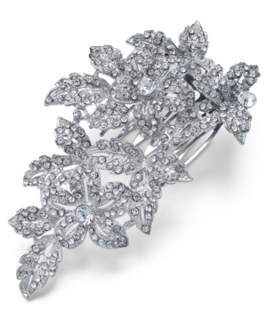 I.n.c. Silver-Tone Pave...