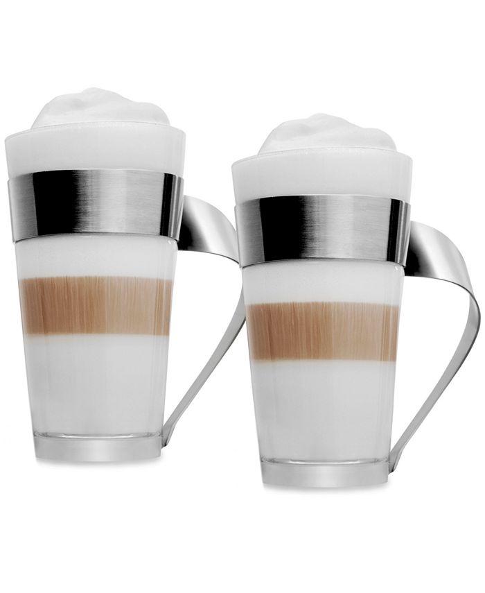Villeroy & Boch - Set of 2 New Wave Café Machiatto Mugs
