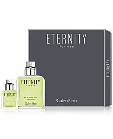 Calvin Klein Men's 2-Pc. Eternity For Men Gift Set, A $141 Value, Created for Macy's