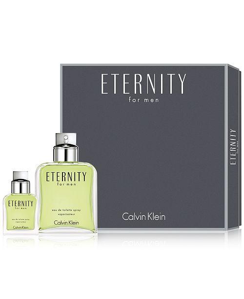 Calvin Klein Mens 2 Pc Eternity For Men Gift Set A 141 Value