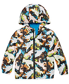 Epic Threads Dino-Print, Color-Changing Rain Coat, Little Boys, Created for Macy's