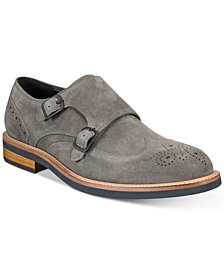 Kenneth Cole Reaction Men's Klay Double-Monk Strap Oxfords