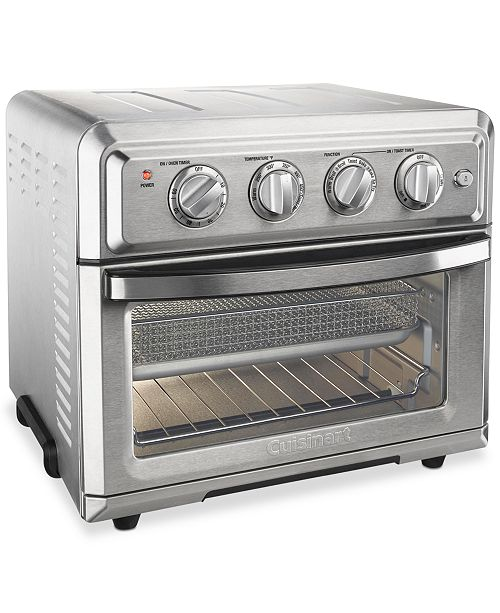 cuisinart toa 60 air fryer toaster oven small appliances kitchen