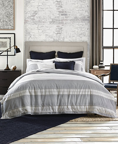 Tommy Hilfiger Laurel Dobby 2-Pc. Twin Comforter Set