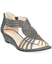 5ee00d6f63f256 Jeweled Sandals  Shop Jeweled Sandals - Macy s