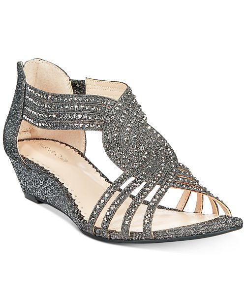 cc557f1c235 ... Charter Club Ginifur Wedge Sandals