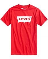 08c1af25 Levi's® Men's Graphic-Print Batwing T-Shirt