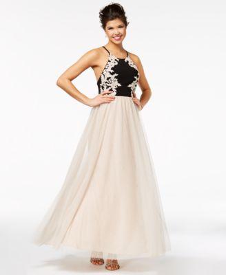 Blondie Nites Pink Prom Dresses 2018 Macys