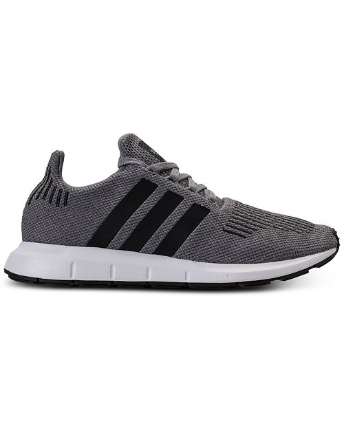 2a0f592cbc35a4 adidas Men s Swift Run Casual Sneakers from Finish Line   Reviews ...