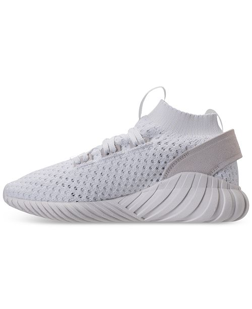 san francisco 88295 c97bd adidas Women's Tubular Doom Sock Casual Sneakers from Finish ...