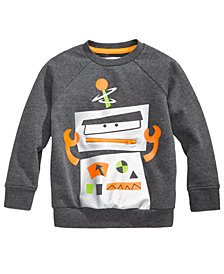 Epic Threads Graphic-Print Sweatshirt, Little Boys, Created for Macy's