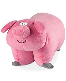 Go Travel Pig Folding Pillow