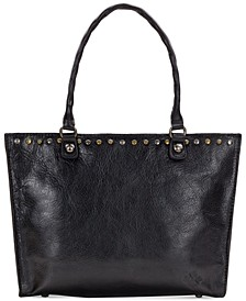 Zancona Smooth Leather Tote