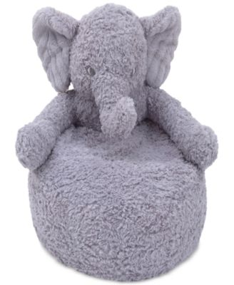 Plush Elephant Chair