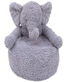 Cuddle Me Plush Elephant Chair