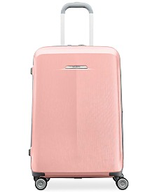 "Samsonite Mystique 25"" Hardside Expandable Spinner Suitcase, Created for Macy's"