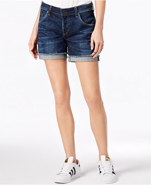 3178784889 Citizens of Humanity Skyler Low Rise Loose Shorts & Reviews - Shorts ...