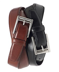 Lauren by Ralph Lauren Roller Buckle Belt