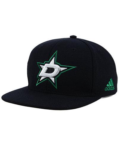 adidas Dallas Stars Core Snapback Cap