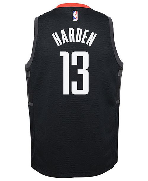 4dad4fe15 ... Nike James Harden Houston Rockets Statement Swingman Jersey