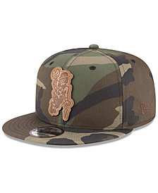 New Era Boston Celtics Camo 9FIFTY Snapback Cap