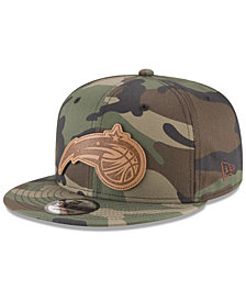 New Era Orlando Magic Camo 9FIFTY Snapback Cap