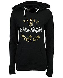 adidas Women's Vegas Golden Knights Fleece Circle Hoodie
