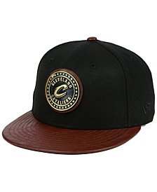 New Era Cleveland Cavaliers Butter Badge 9FIFTY Snapback Cap