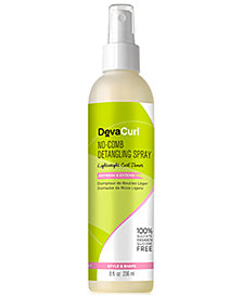 Deva Concepts DevaCurl No-Comb Detangling Spray, 8-oz., from PUREBEAUTY Salon & Spa