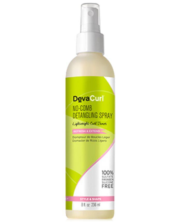 DevaCurl - Deva Concepts  No-Comb Detangling Spray, 8-oz.