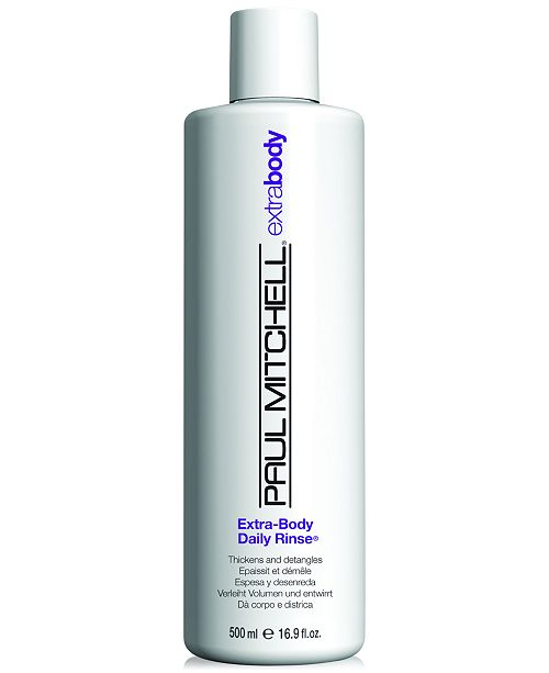 Paul Mitchell Extra-Body Daily Rinse, 16.9-oz., from PUREBEAUTY Salon & Spa