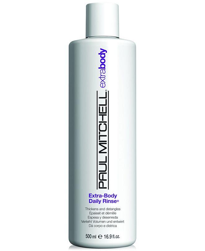 Paul Mitchell Extra-Body Daily Rinse, 16.9-oz., from PUREBEAUTY Salon & Spa