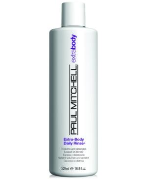 Paul Mitchell Extra-Body Daily Rinse, 16.9-oz, from Purebeauty Salon & Spa