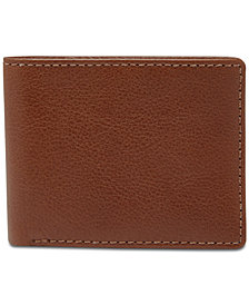 Fossil Men's Gavin Slim Leather Bifold Wallet