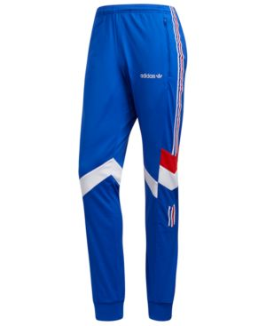 ADIDAS MEN'S ORIGINALS ALOXE TRACK PANTS