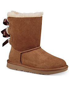 UGG® Little & Big Girls Bailey Bow II Boots