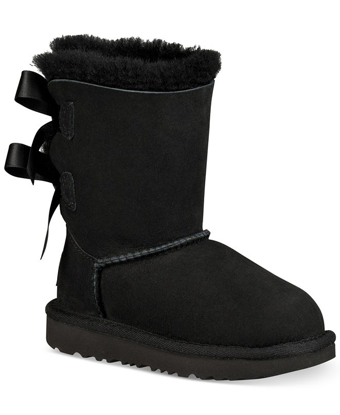 UGG® Toddler Girls Bailey Bow II Boots