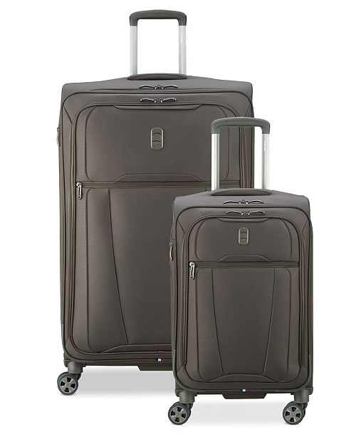 Delsey CLOSEOUT! Helium 360 Expandable Spinner Luggage Collection, Created for Macy's