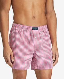 Polo Ralph Lauren Men's Woven Boxers
