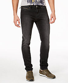 A|X Armani Exchange Men's Tapered Fit Stretch Jeans