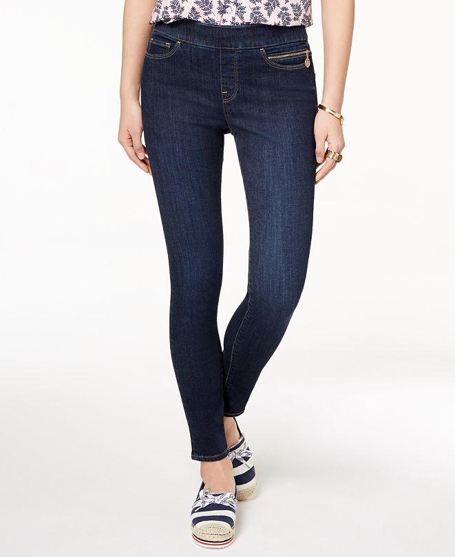 Tommy Hilfiger Gramercy Pull-On Skinny Jeans