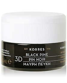 KORRES Black Pine 3D Day Cream, 1.4 oz.