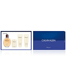 Calvin Klein Men's 4-Pc. Obsession For Men Gift Set