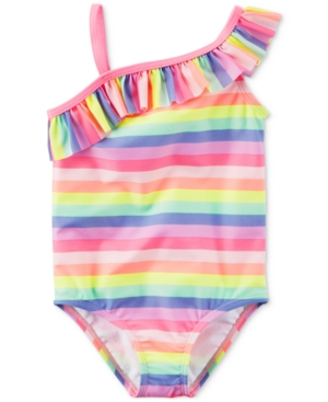 Carter's Rainbow Stripe...