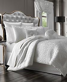 J Queen New York Astoria King 4-Pc. Comforter Set