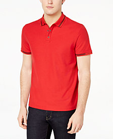 Calvin Klein Men's Solid Polo